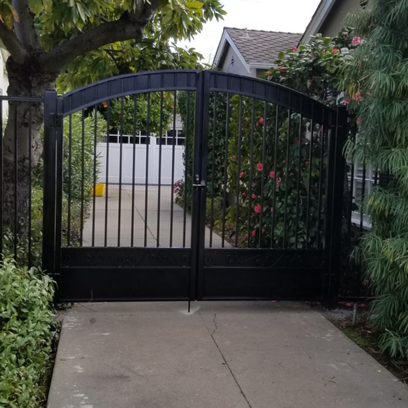 Arched Top - Double Gate